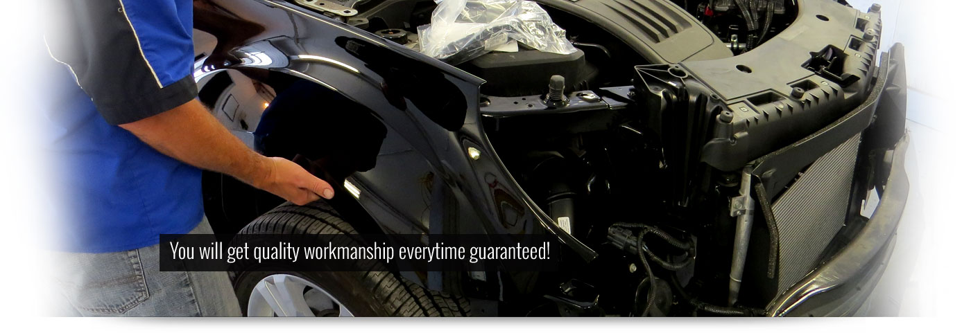 Collision Repair Chatham Ontario