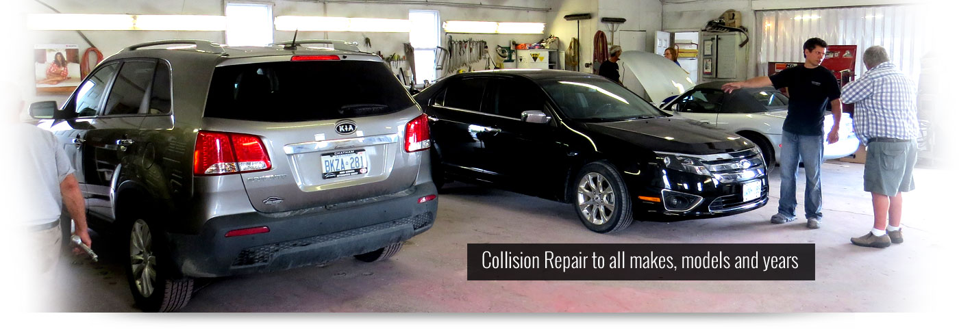 Auto Body Repair Ontario