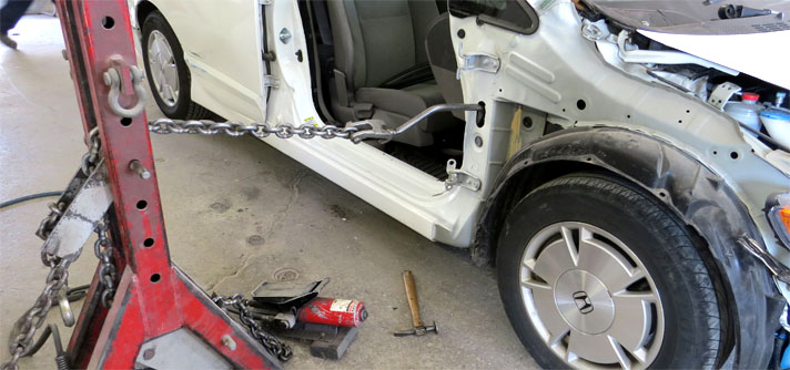 auto body structure-repairs chatham-kent ontario